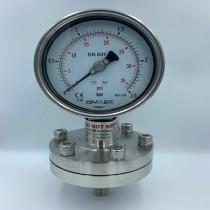 Diaphragm Pressure Gauge (DMASS)