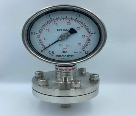 Diaphragm Pressure Gauge (DMASS)